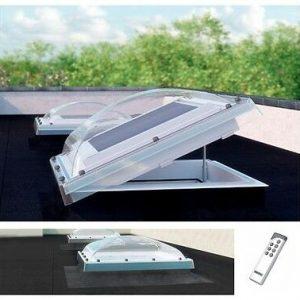 Fereastra acoperis terasa electrica Fakro DEC-C U8(VSG)